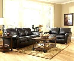 decorate furniture. Interesting Design How To Decorate Living Room With Leather Furniture Brown Couch Dark W