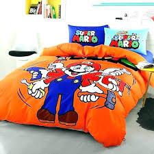 super mario bed sets bedroom sets bedroom set orange super kids cotton bedding sets super bedroom super mario bed sets
