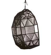hanging chair. Daydreamer Hanging Chair - Black