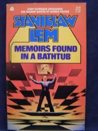 9780380004560 memoirs found in a bathtub