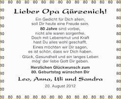 Geld Wünschen Spruch Geburtstag Galerien Gedicht Zum 80 Geburtstag