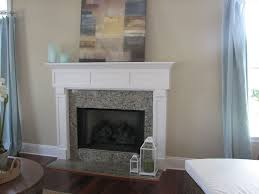 granite fireplace mantels