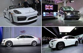 2018 lexus 400h. beautiful 400h the porsche boxster spyder range rover svautobiography cadillac ct6 and  the lexus rx 350 for 2018 lexus 400h