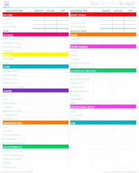 Personal Budget Template Google Sheets Simple Budget Template Google Sheets Personal Forms Printable Free Excel