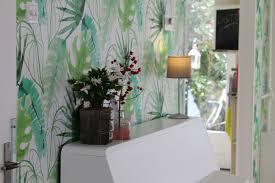 Eigen Huis En Tuin Praxis Heel Gaaf Jungle Behang Uit De Elle