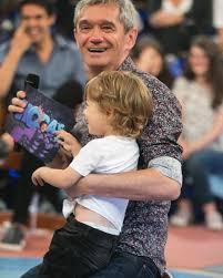 Serginho Groisman celebra mil programas e fala de paternidade: 'Me  energizou totalmente' | Famosos
