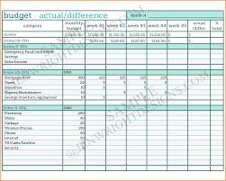Sample Monthly Budget 24 sample monthly budget Authorization Letter 1