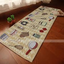 Kitchen Runner Rugs Washable Long Runner Rugs Affordable Grey Slip Resistant Machine Washable
