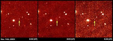 「90377 Sedna」の画像検索結果