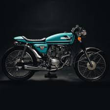 honda cg125 1980 cafe racer motocultura