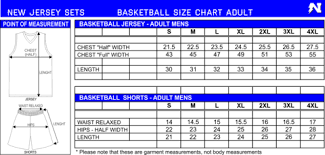 mens basketball size faqs new jersey sets