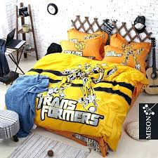 transformers bedding sets bed set