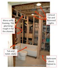 cost to install new bathroom bathroom costs of your bud i finished my basement