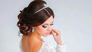 Krásne účesy Pre Svadbu Pre Nevestu Vybrať štýlový Obraz Dievčatá