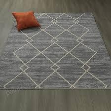 ottomanson studio collection diamond trellis design x5 0 area rug 3 3