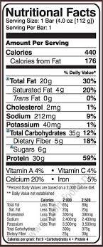 Батончики zero impact bars 112 гр от vpx Спортивные батончики Спортивное Питание Спортивное питание каталог sport foods ru