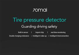 <b>Xiaomi 70mai TPMS датчик</b> давления в шинах монитор Systerm ...