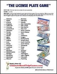 Printable 50 States Checklist Download Them Or Print