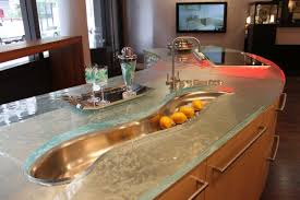 Unique And Artistic Kitchen Countertop Cool Kitchen Kitchen Countertop Ideas  With White Cabinets Countertops Cool ...