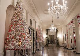 simple homes christmas decorated. Simple Design White House Christmas Decorations An Inside Look At Michelle Obama S Final Holiday Homes Decorated A