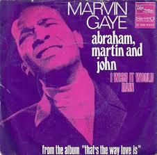 popsike.com - MARVIN GAYE- ABRAHAM MARTIN AND JOHN-HOLLAND MOTOWN - auction details - 120771413587