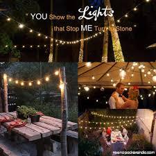 guddl globe string lights outdoor indoor vintage edison lights for wedding party garden patio bistro pergola