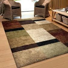 blue tan and red rug woven furniture inspiring brown area rugs cream dark