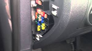 how to access the fuse box in a volkswagen how to access the fuse box in a volkswagen