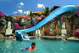 ... The Westin Resort Nusa Dua Waterslide