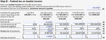 8 2 4 Tax Brackets And Rates Canada Ca