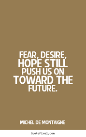 Fear Quotes About The Future