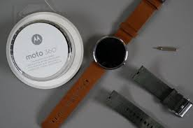 how to change moto 360 watch bands