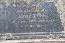 Effie Harris Dunn (1856-1943) - Find A Grave Memorial