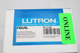 lutron 0 10v dimmer wiring diagram lutron image dimmer wiring diagram lutron nftv wh nova 0 10v 60a fluorescent led single pole slide to on lutron 0