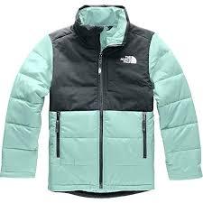 Peak Uk Size Chart The North Face Kids Unisex North Peak Insulated Jacket