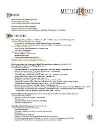 Awards Resume Resume Patents Awards By Matthew Ricket At Coroflot Com