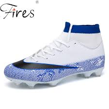 Fires Men PU Leather Sport Shoes <b>New Arrival Soccer Shoes</b> Male ...