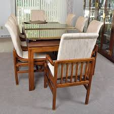 henredon dining table with regard to vine furniture ebth inspirations 19