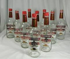 Decorative Liquor Bottles Lot of 60 VODKA 60 liter empty clean decorative liquor bottles eBay 8