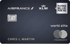 Boa Air France Klm Credit Card Review New Card Announced