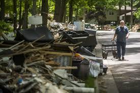 Photos: Flood clean up continues on Midland's <b>hardest</b>-hit <b>streets</b> ...