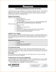 Template Job Resume Template 83 Images Examples Of Resumes Basic