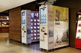 Vending Machine Franchise Singapore Stunning 48 Unique Vending Machines In Singapore That Sell More Than Just