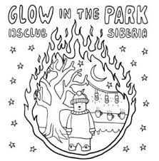 18 19 Januari Glow In The Park Ijsclub Siberia