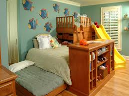 Kids Bedroom For Small Rooms Kids Rooms Storage Solutions Hgtv