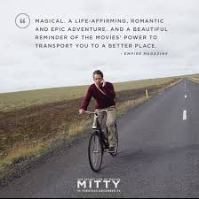 Secret Life Of Walter Mitty Quotes The Secret Life of Walter Mitty Film and Cinematography 30