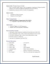 New graduate resume help work experience How to Write a Resume  work experience