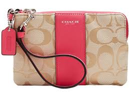COACH-Box-Legacy-Small-Wristlet-in-Signature-Fabric-