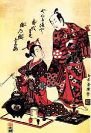 Культура Японии в Новое время века История Реферат  Т Киёхиро Чайная церемония