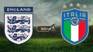 نتيجة مباراة إيطاليا وإنجلترا اليوم في نهائي أمم أوروبا